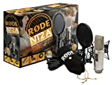 Rode Studio Pack - Kit de Sonido para Estudio, Plata
