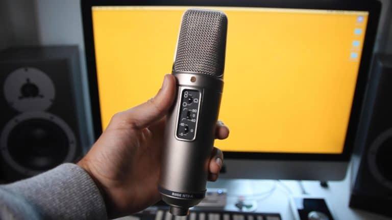 Que tipo de microfono comprar para locución