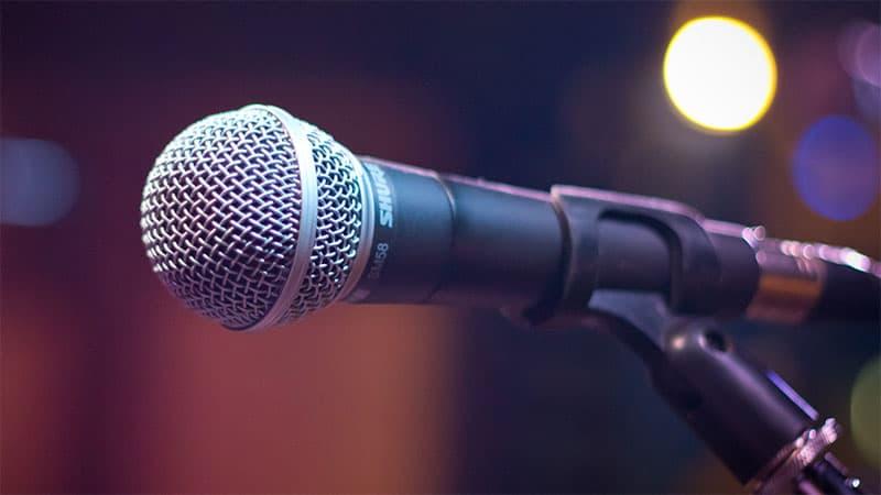 Micrófono dinámico Shure SM58