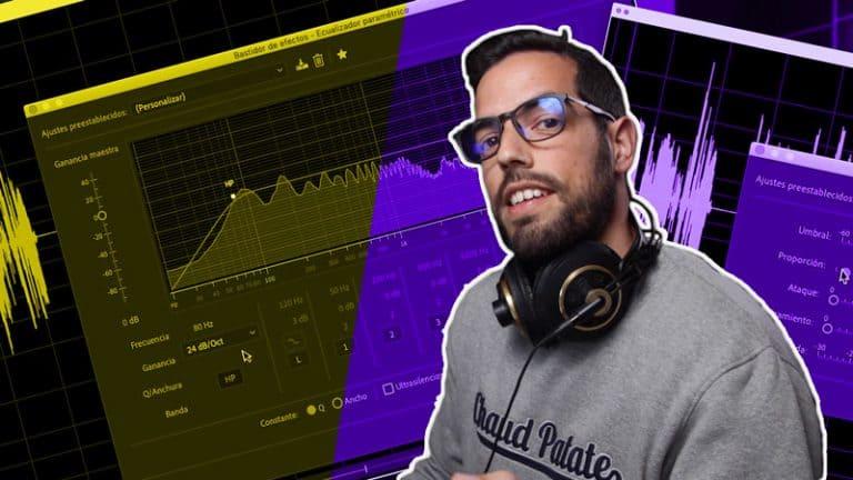 Cómo editar, procesar y exportar tu voz en Adobe Audition