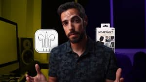 ¿Mejor micro portatil? Rode Smartlav+ vs Apple Earpods